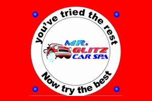 Mr.Glitz car wash center