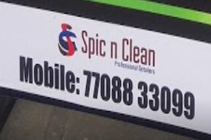 Spic n Clean Car