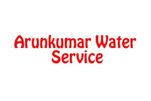 Arunkumar Water Service