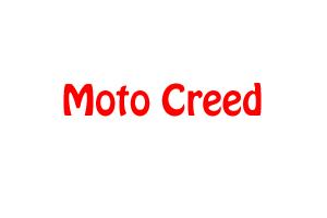 Moto Creed
