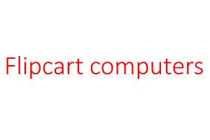 Flipcart computers