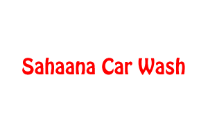 Sahaana Car Wash