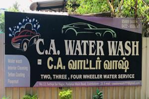CA WATER WASH