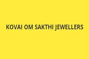 Kovai Om Sakthi Jewellers