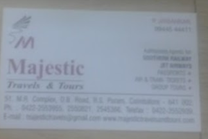 Majestic Tours and Travels