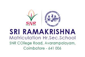 Sri Ramakrishna Matric Higher Secondary School