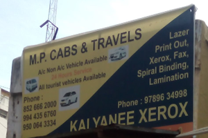 M.P Cabs & Travels