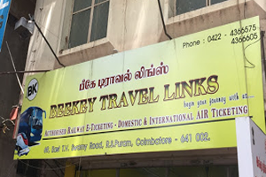 Beekay Travel Links
