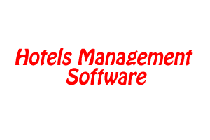 Hotels Management Software