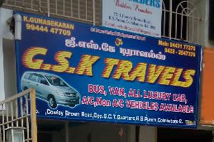 G.S.K. Travels