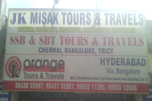 Jk misak tours & travels