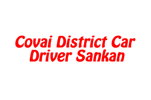 Covai District Car Driver Sankan