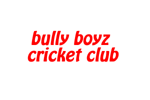 bully boyz cricket club