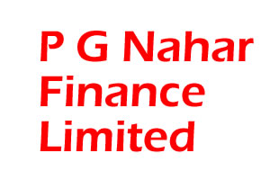 P G Nahar Finance Limited