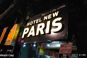 Hotel New Paris Restaurant