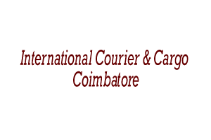 International Courier & Cargo Coimbatore