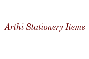 Arthi Stationery Items