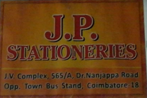 J.P.Stationeries