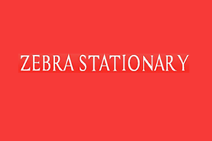 Zebra Stationery