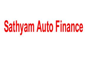 sathyam auto finance