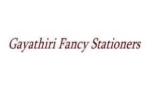 Gayathiri Fancy Stationers