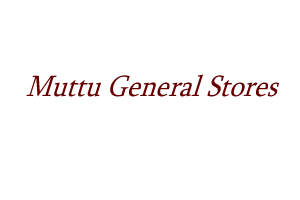 Muttu General Stores