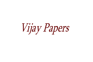 Vijay Papers