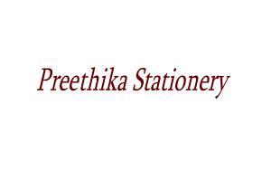 Preethika Stationery