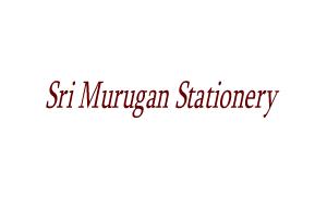 Sri Murugan Stationery