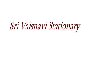Sri Vaisnavi Stationary