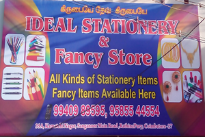 Ideal Stationery & Fancy Store