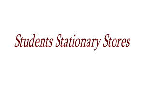 Students Stationary Stores