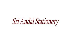 Sri Andal Stationery