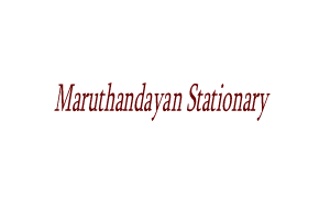 Maruthandayan Stationary