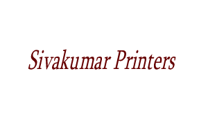 Sivakumar Printers