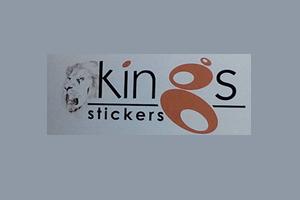 Kings Stickers