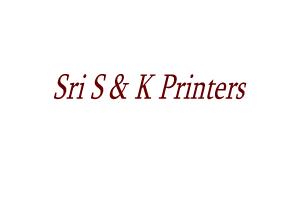 Sri S & K Printers