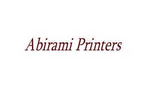 Abirami Printers