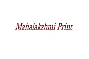 Mahalakshmi Print