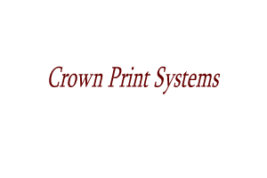 Crown Print Systems