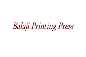 Balaji Printing Press