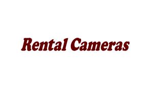 Rental Cameras