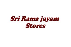 sri Rama jayam Stores