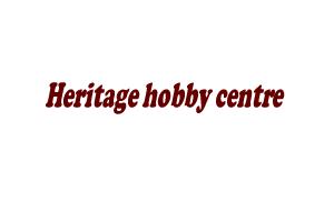 Heritage hobby centre