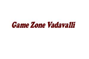 Game Zone Vadavalli
