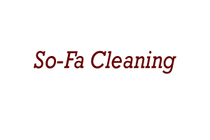 So Fa Cleaning