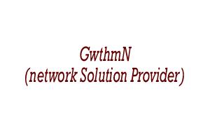 GwthmN(network Solution Provider)