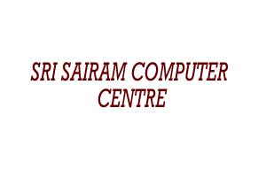 SRI SAIRAM COMPUTER CENTRE