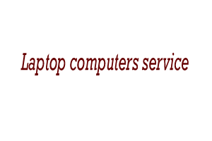 Laptop computers service