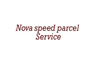 Nova speed parcel Service
